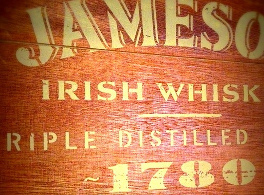 Jameson flows all day and night